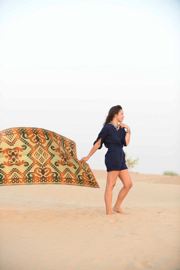 Travel Blogger Outfits - Dubai, UAE