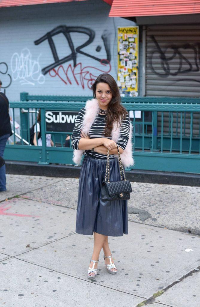 NYFW SS16 Street Style - Adored by Alex - Alexandra Carreno