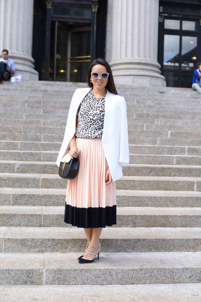 NYFW Street Style - Alexandra Carreno - Adored by Alex