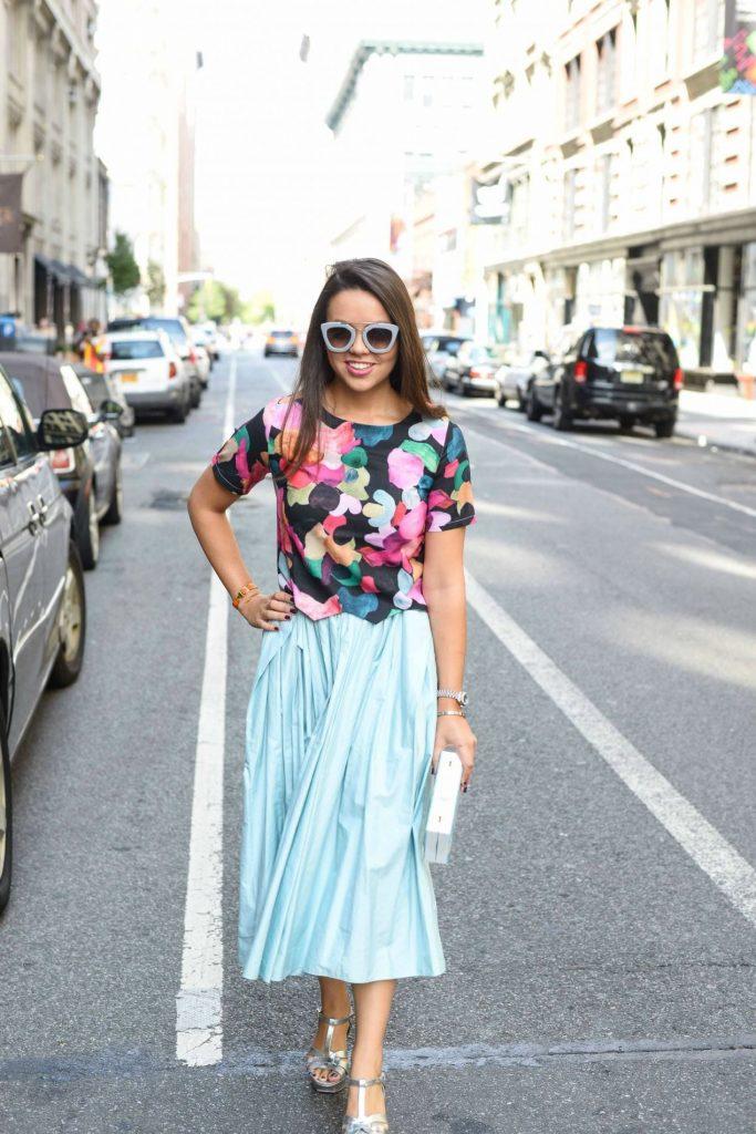 NYFW Street Style - Alexandra Carreno SS16