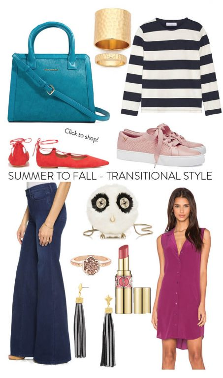 Summer to Fall - Transitional Style - Adored by Alex