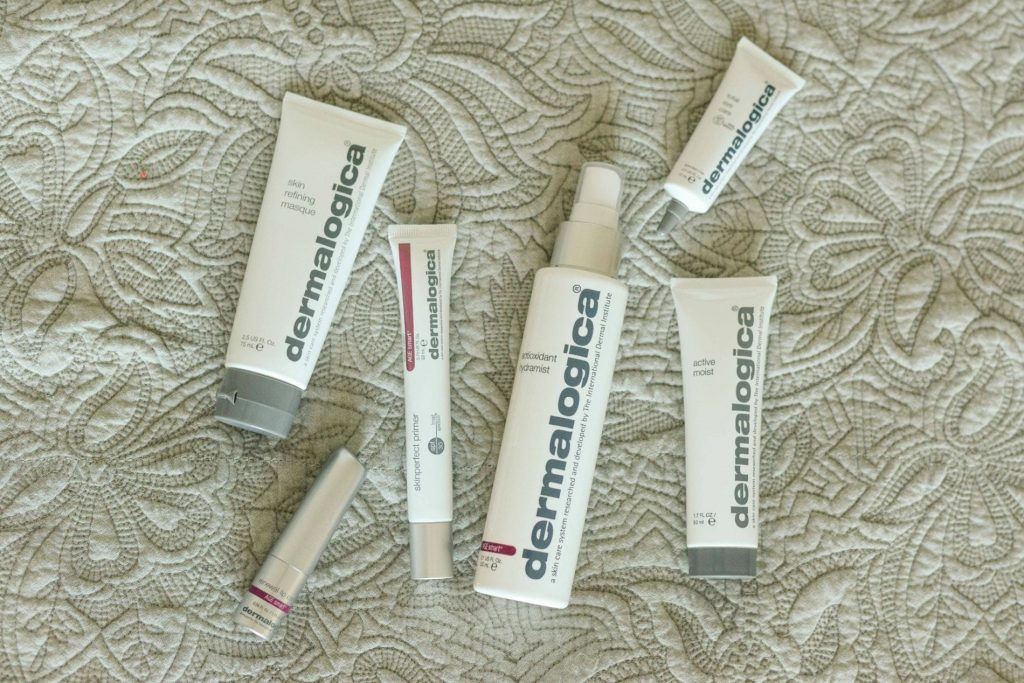 Traveling with Dermalogica - Trip to UAE
