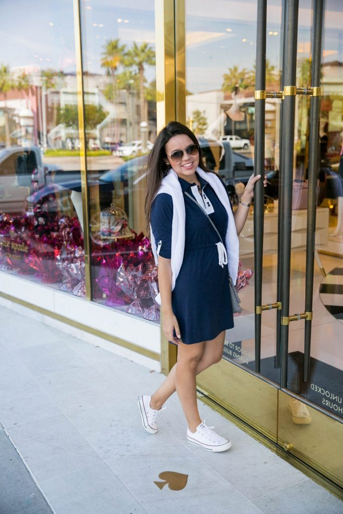 Preppy Dressing with Duffield Lane