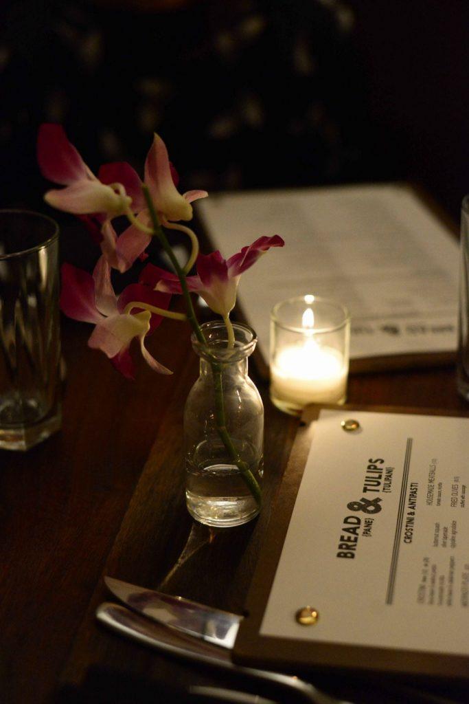 Hotel Giraffe - Bread & Tulips restaurant