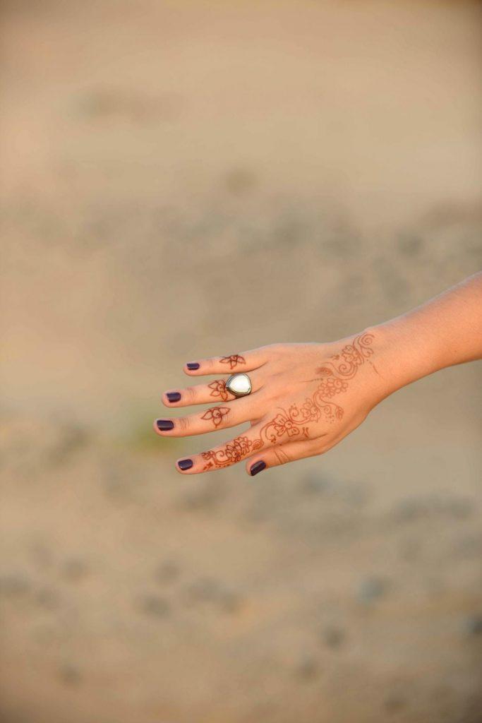 Charmed Circle ring