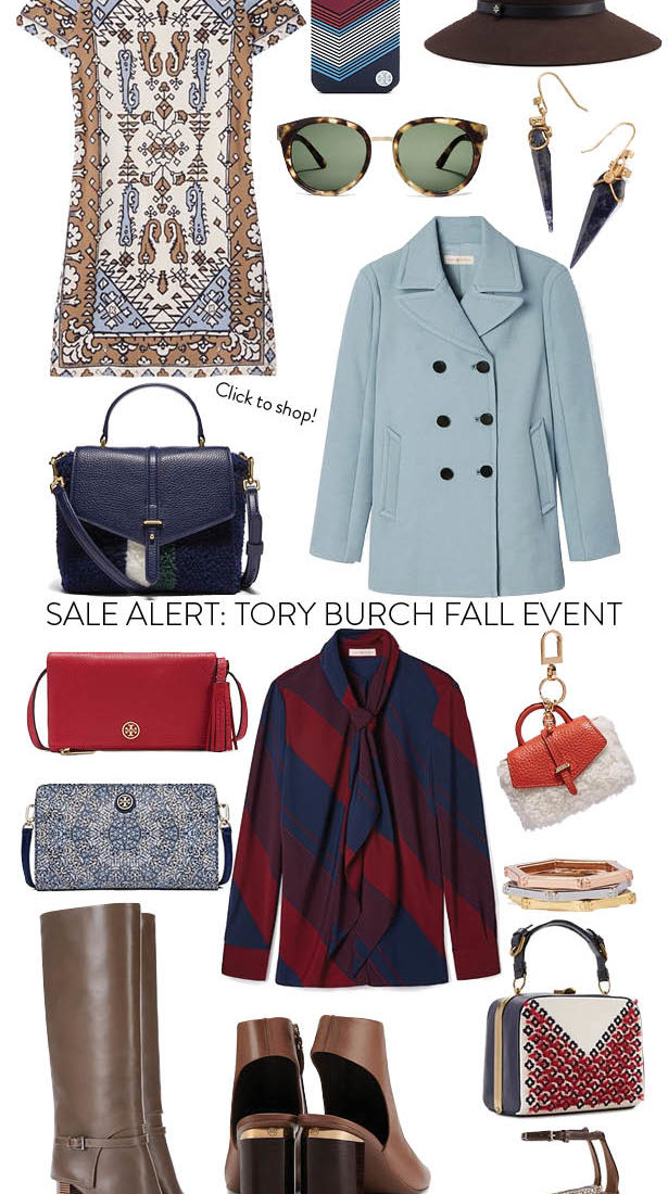 Let's Shop: Tory Burch Fall Sale