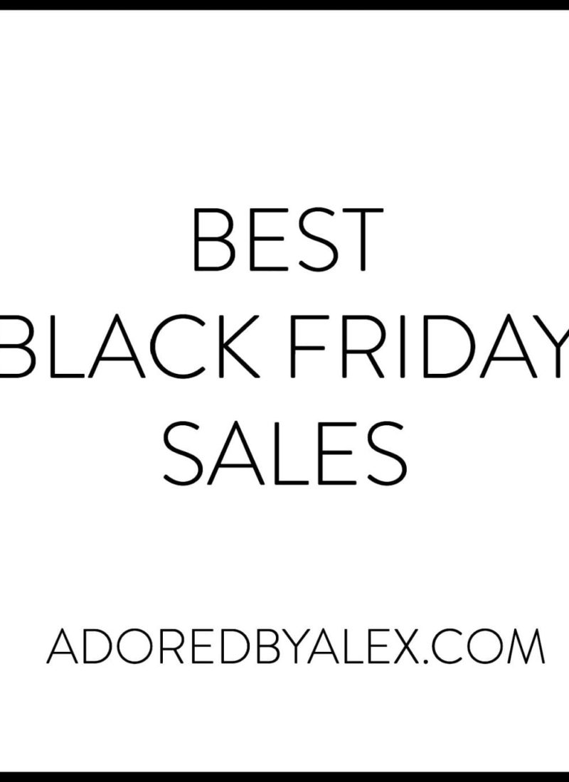 Let's Shop: Black Friday Deals and Sales