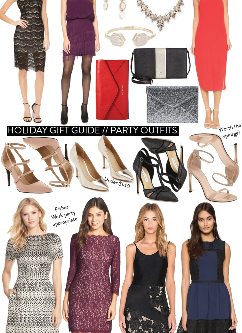 Holiday Party Dress Ideas 2015