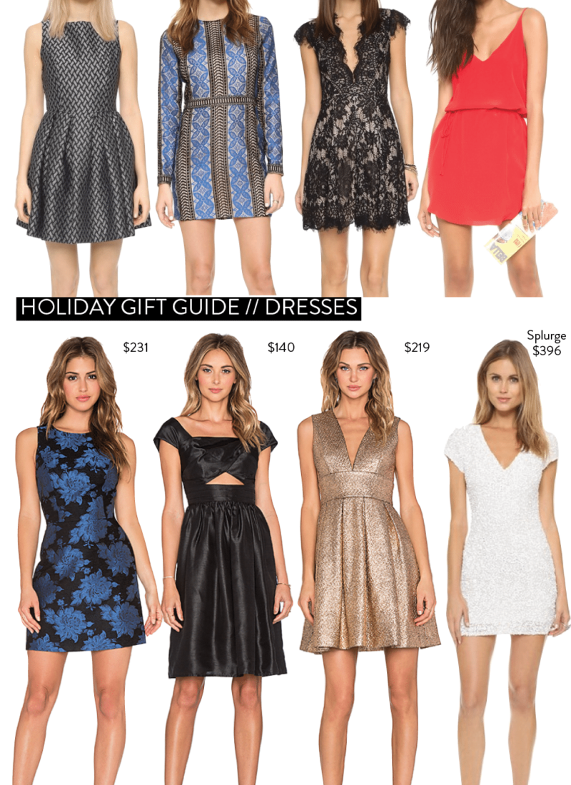 Let's Shop: Holiday Party Dresses