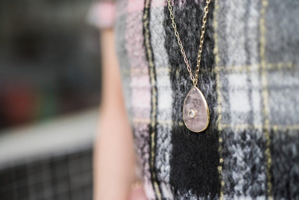 Margaret Elizabeth Ella Pendant necklace