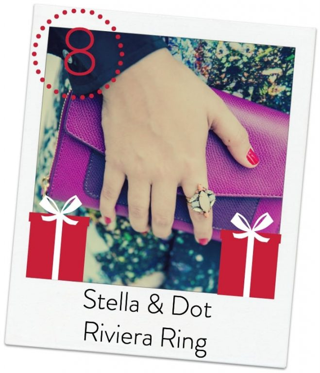 Stella & Dot Riviera Cocktail ring - Giveaway