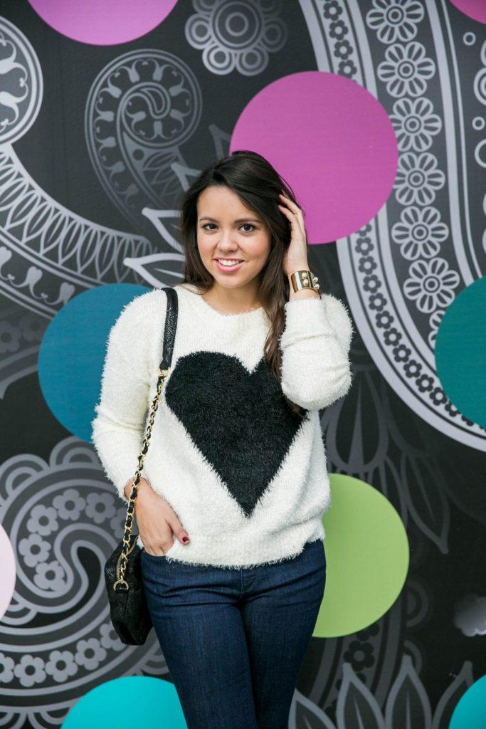 neiman-marcus-heart-print-fuzzy-knit-sweater