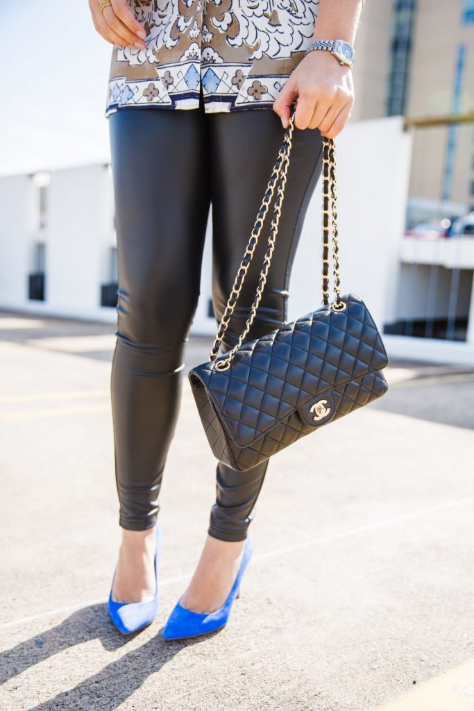 Black-Quilted-Chanel
