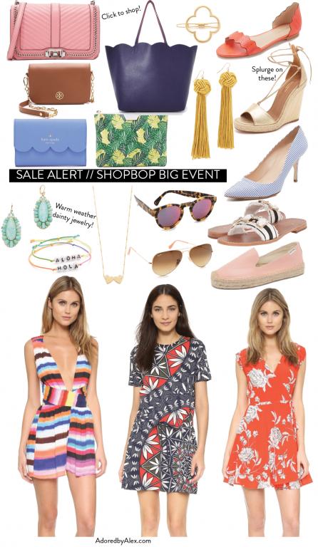 Shopbop.com Big Event Sale round-up