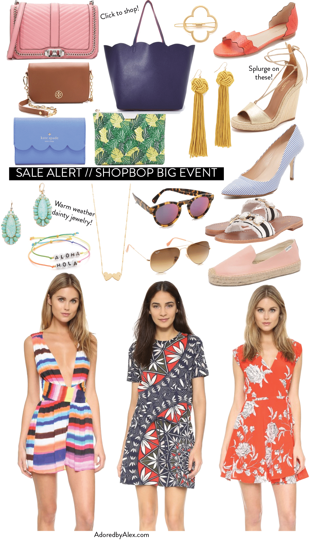 Shopbop.com Big Event Sale round-up
