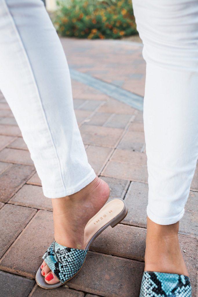M.Gemi Merenda sandals