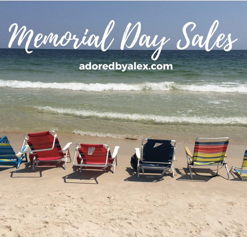 Let's Shop: Memorial Day Weekend 2016 Sales