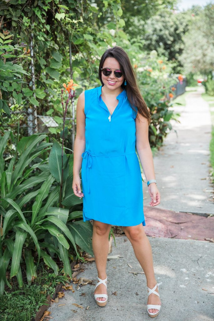 Elaine Turner Jenna shirtdress