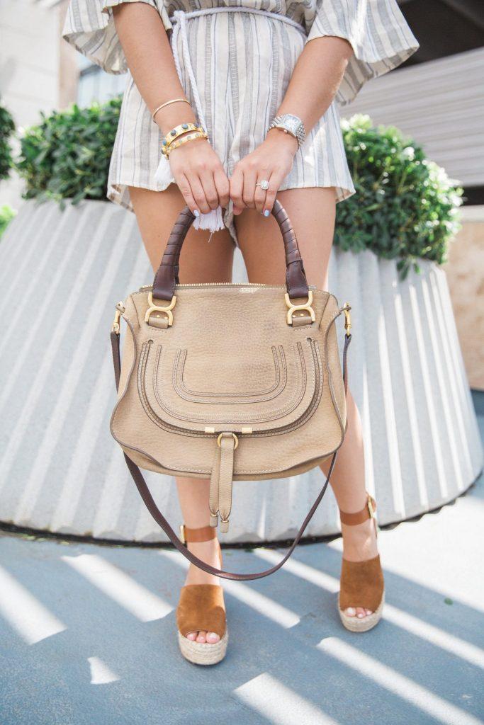 Chloe Marcie medium satchel