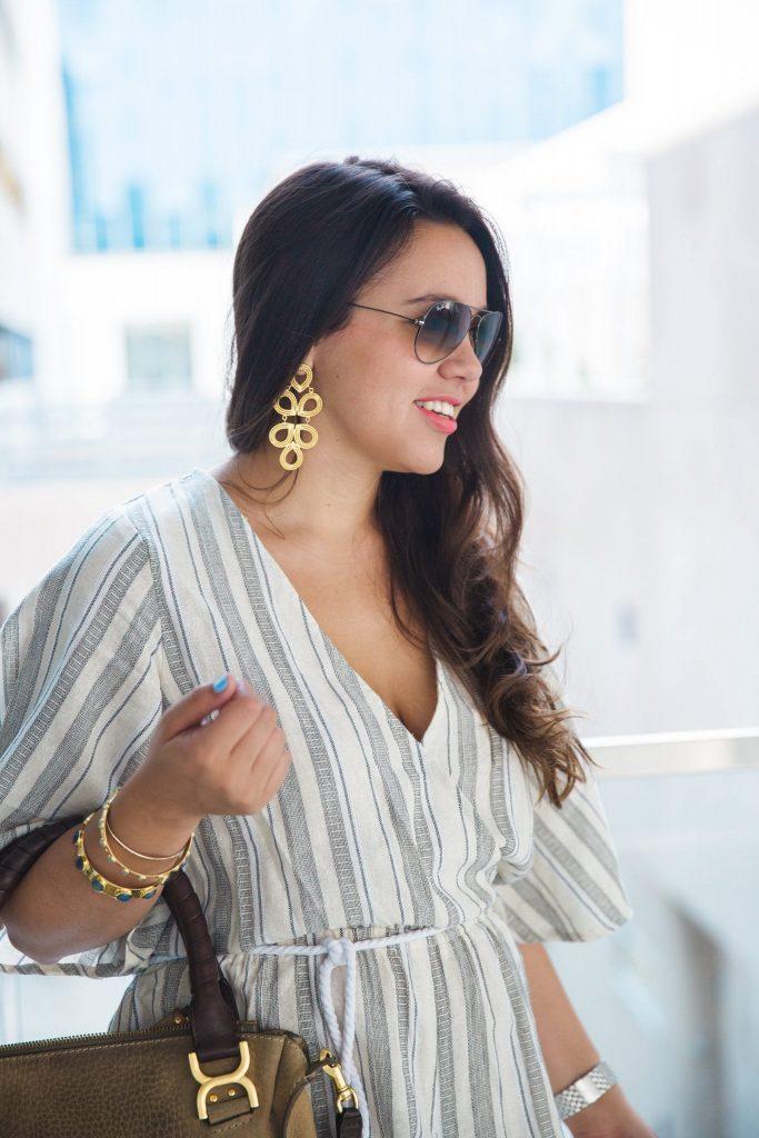Lisi Lerch gold Ginger earrings