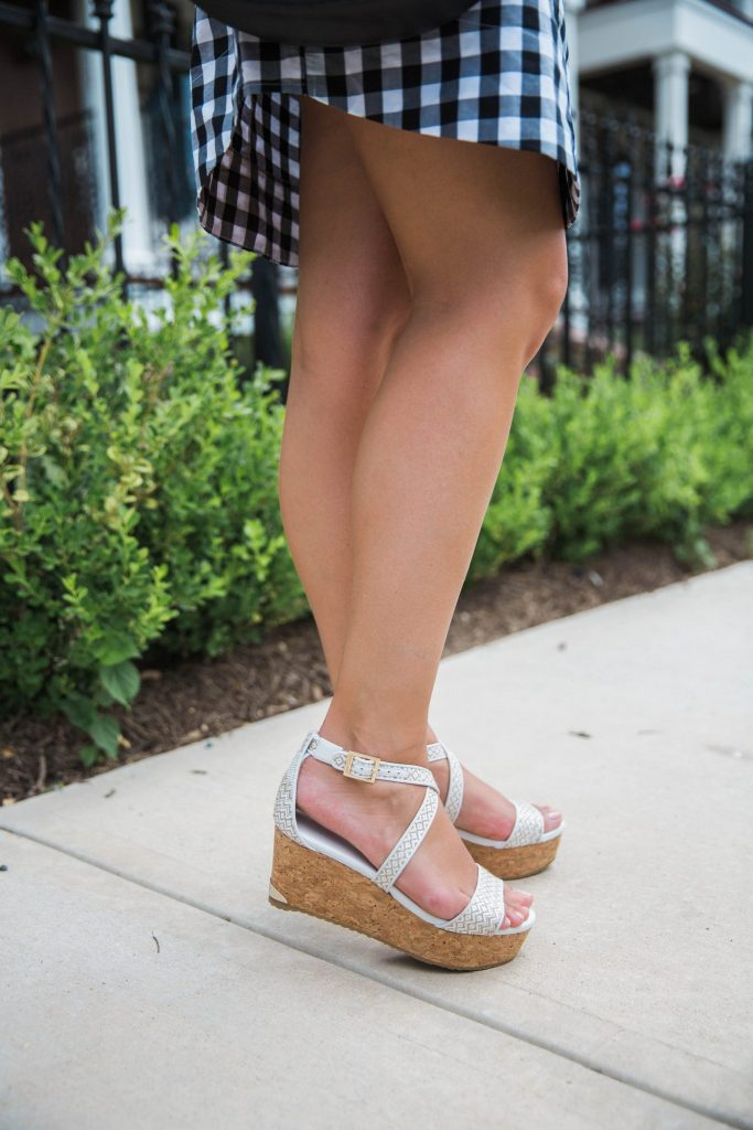 Jimmy Choo Portia wedges