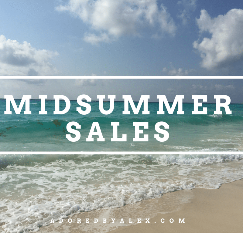 Let's Shop: Midsummer Sales