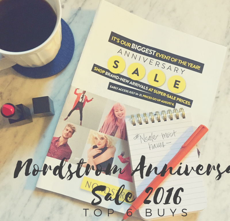 Nordstrom Anniversary Sale 2016: Top 6 buys