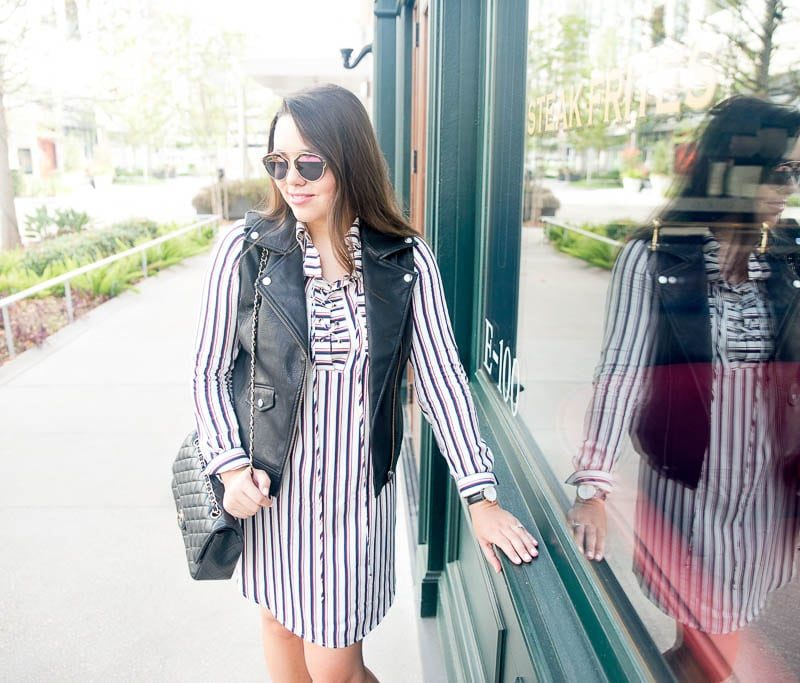 Nordstrom Anniversary sale trend shirtdress