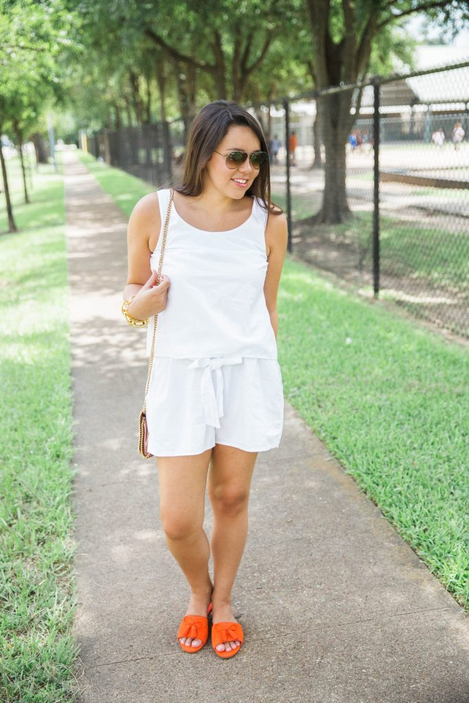 Splendid Twofer Romper
