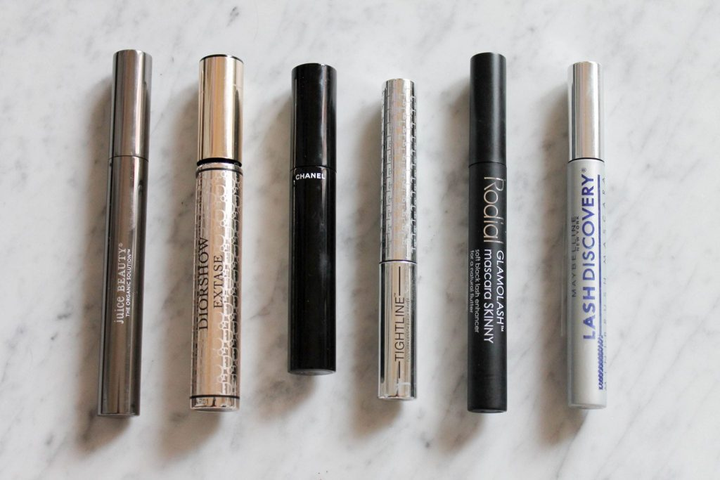 six mascaras to try