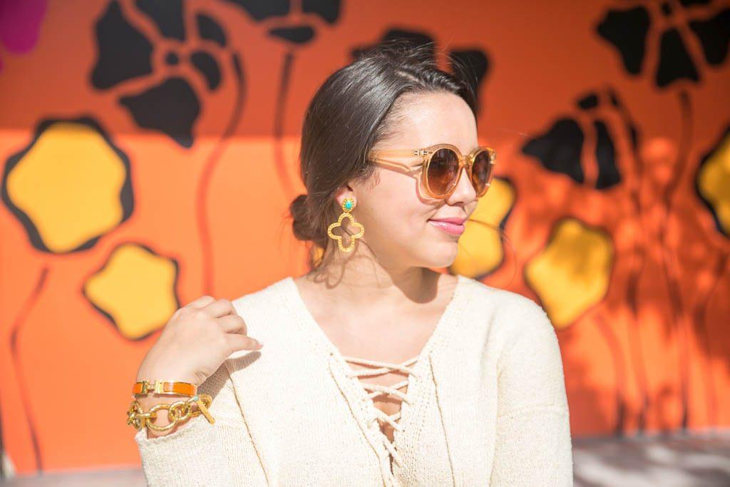 BP. Mirror square sunglasses