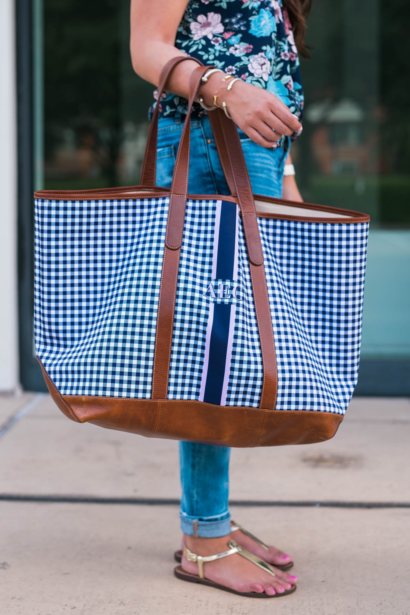 Barrington Gifts Tote - The St. Charles Yacht Tote