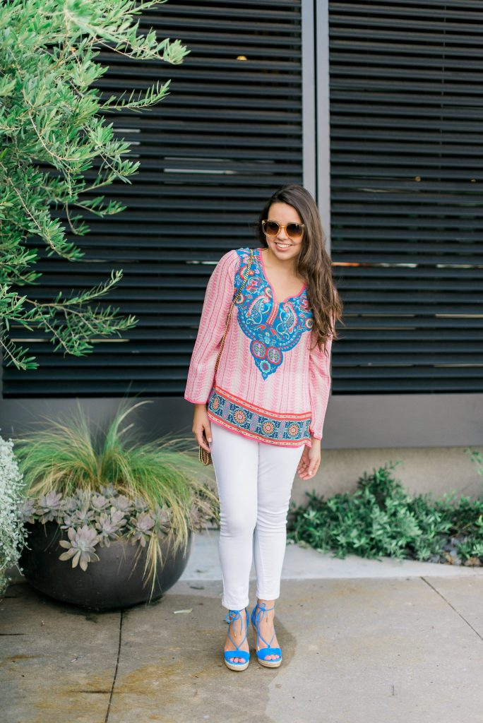 Tolani Collection tunic