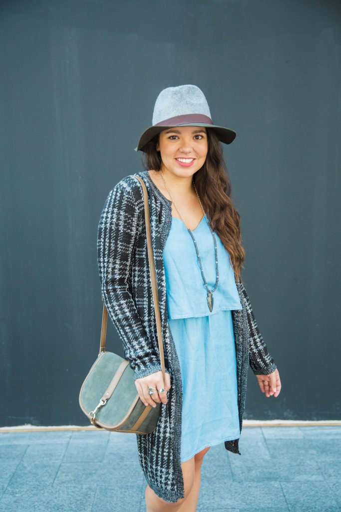 transitioning summer dresses for fall