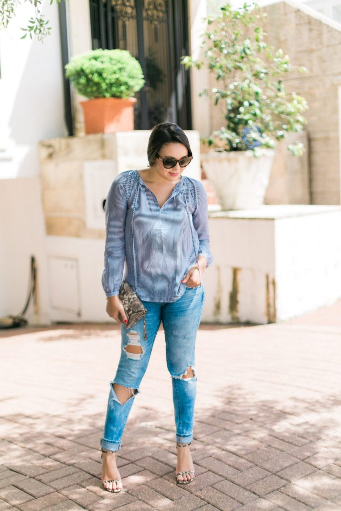 Outfit pattern mixing ideas