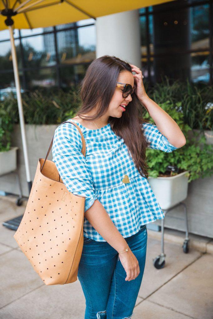 Celine Havana sunglasses - Houston blogger