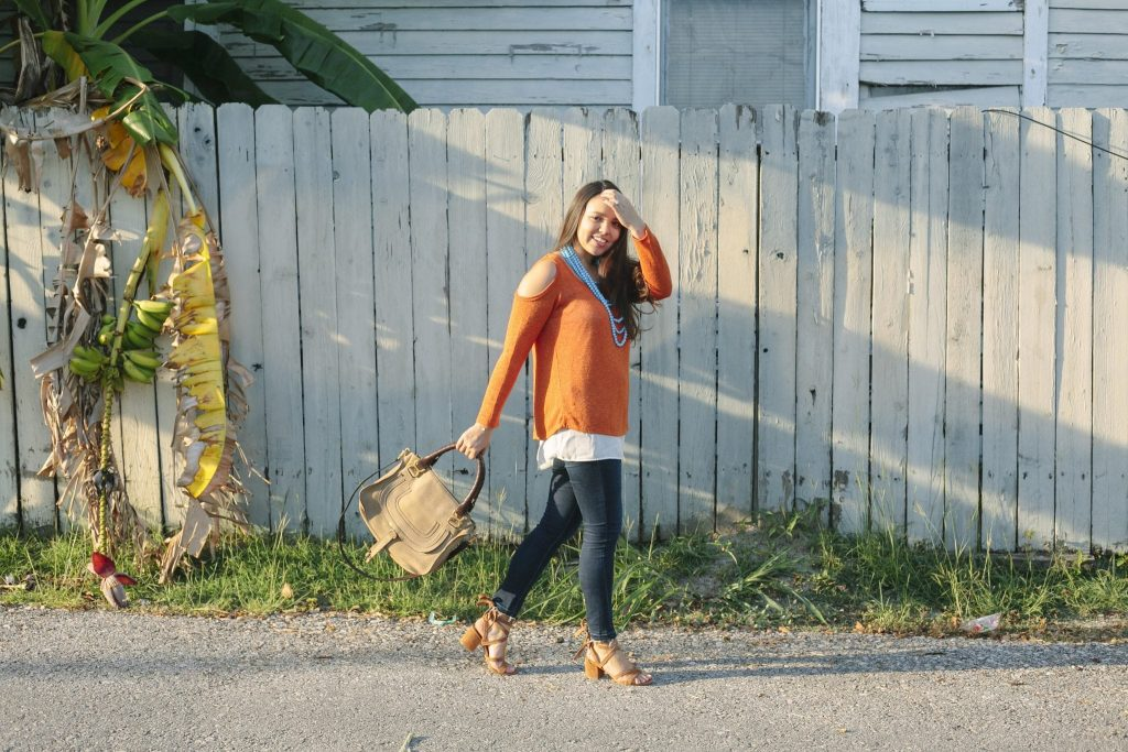 What to wear to a fall Texas Longhorns' Football game