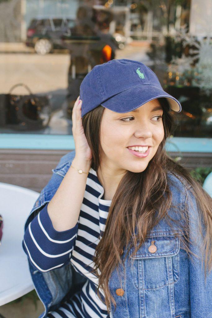Ralph Lauren chino baseball cap