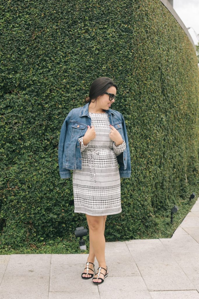 One Dress, Two Ways {Part 1}