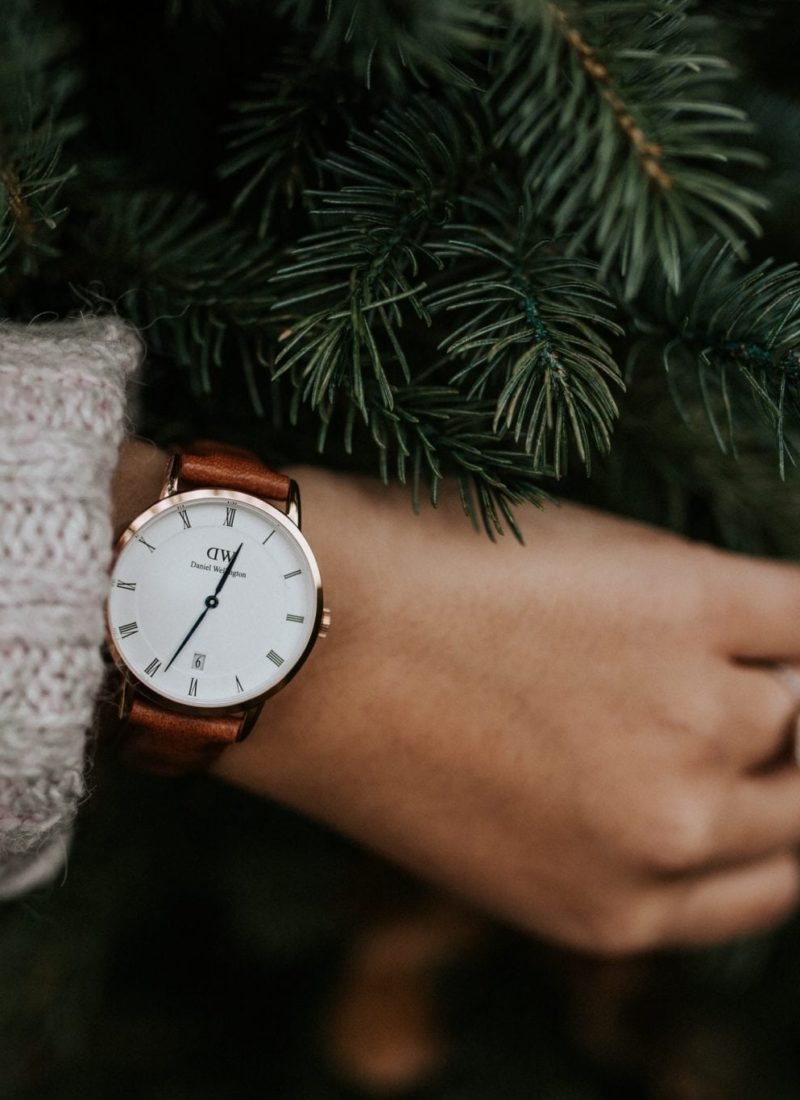 Daniel Wellington St. Mawes Dapper watch - a classic timepiece for years to come!