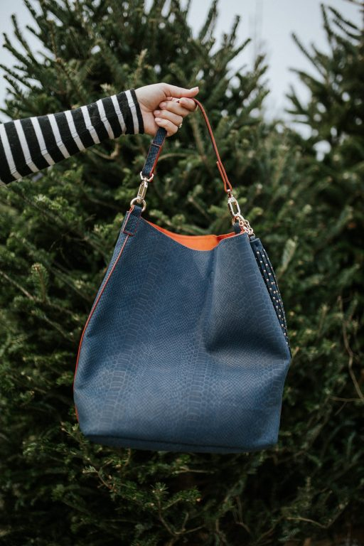 The Deux Lux Juniper hobo bag, win it exclusively at AdoredbyAlex.com!