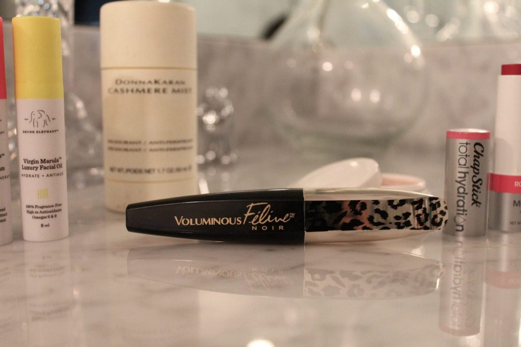 L'Oreal Voluminous Feline Noir mascara