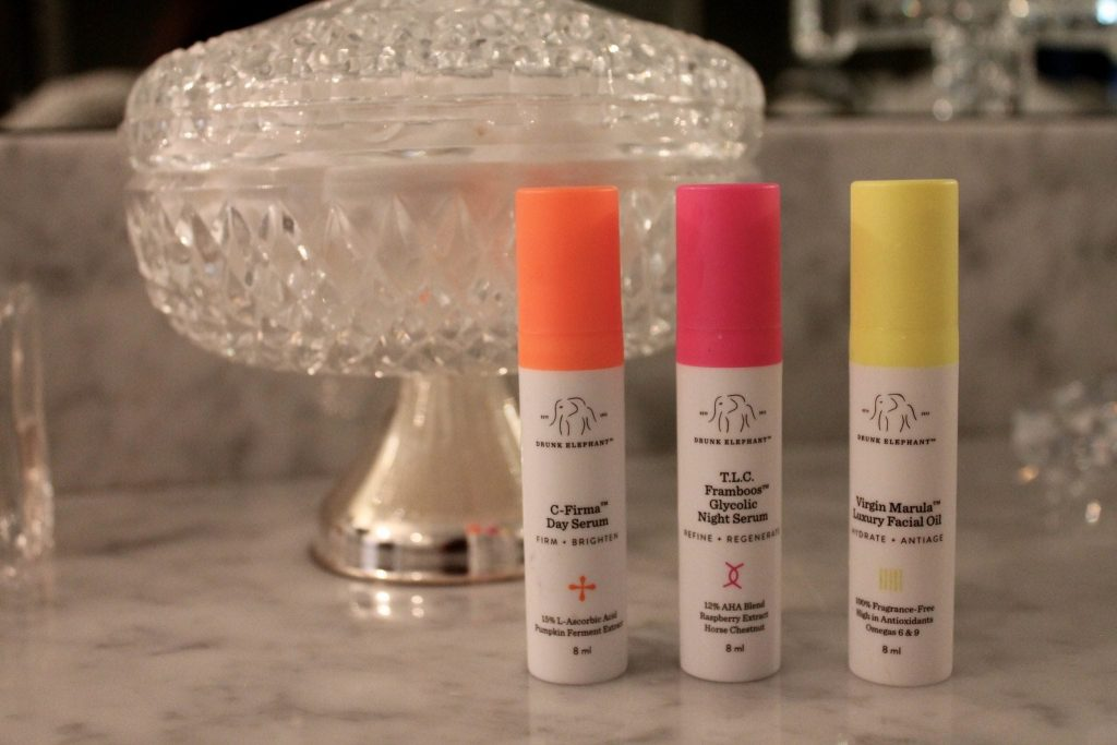 Drunk Elephant skincare - Sephora review
