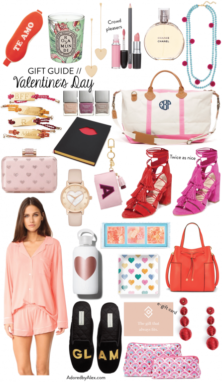 Valentine's Day gifts for her - gift ideas