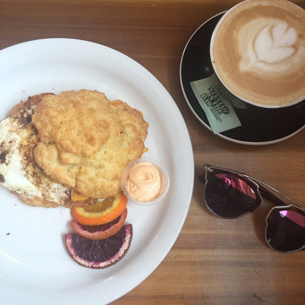 HiVolt Coffee Shop - New Orleans best coffee shop