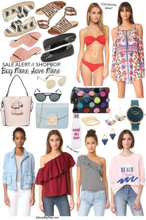 Shopbop spring sale event picks