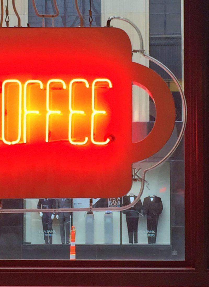Coffee Talk // Volume 5