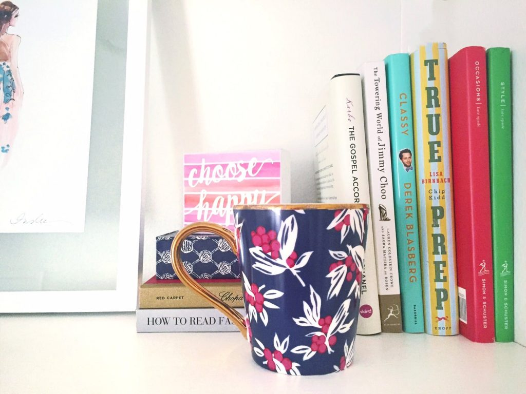 Coffee Talk | Draper James coffee mug | Shelfie