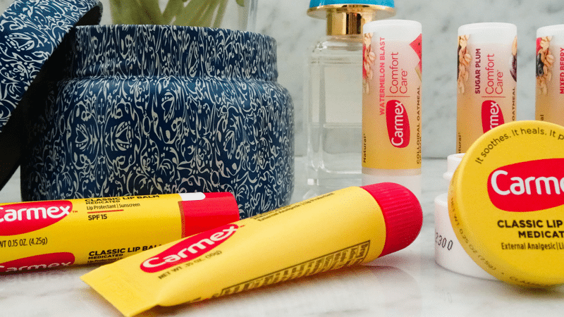 Expanding My Comfort Zone with Carmex