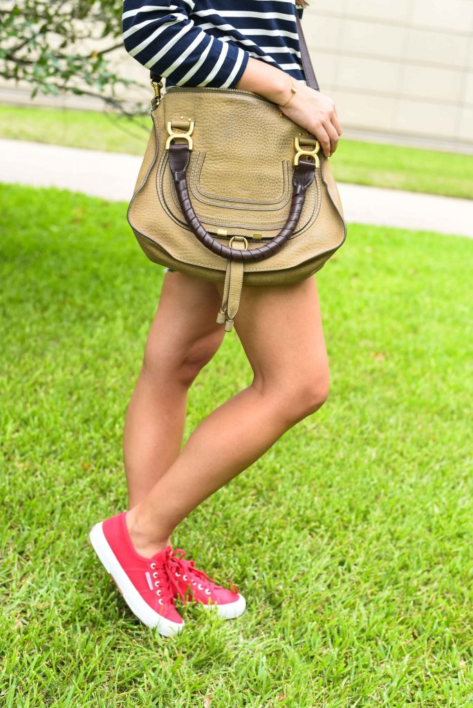 Superga sneakers | Superga outfit | how to wear sneakers | Patriotic accessories